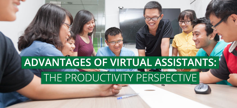 Advantages of Virtual Assistants: The Productivity Perspective