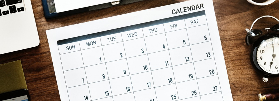 Stop Being a Slave to Your Business Calendar